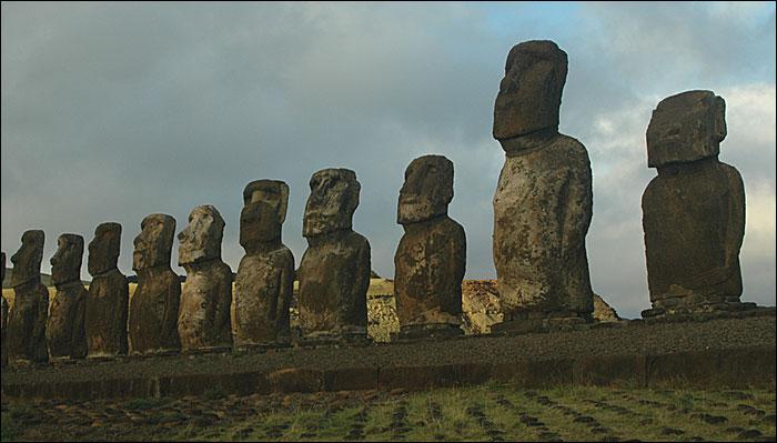 Rapa Nui Easter Island Chile